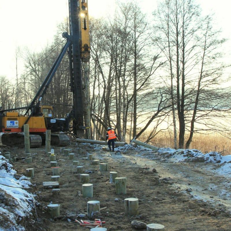 Timber Piles 02