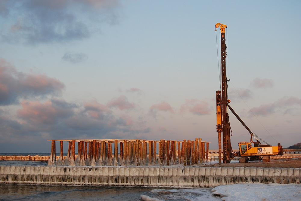 Timber Piles 04