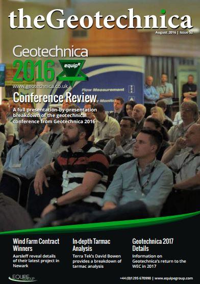 geotechnica magazine