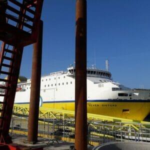 Rampion Offshore Windfarm, Newhaven Port