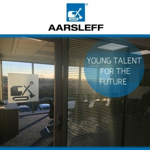 Aarsleff Young Talent for the Future