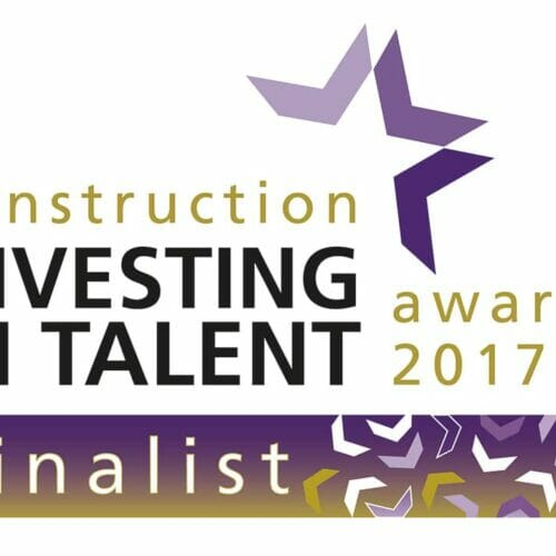 Construction Investing in Talent Award Finalist