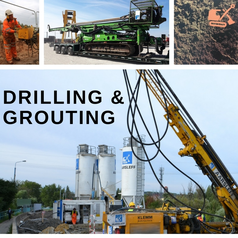 Drilling And Grouting Contractor
