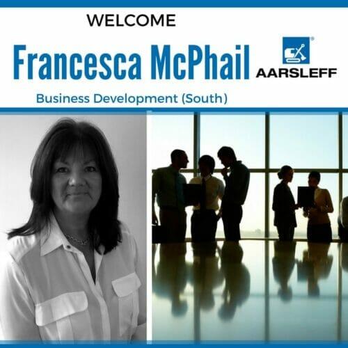 Aarsleff Ground Engineering Francesca McPhail