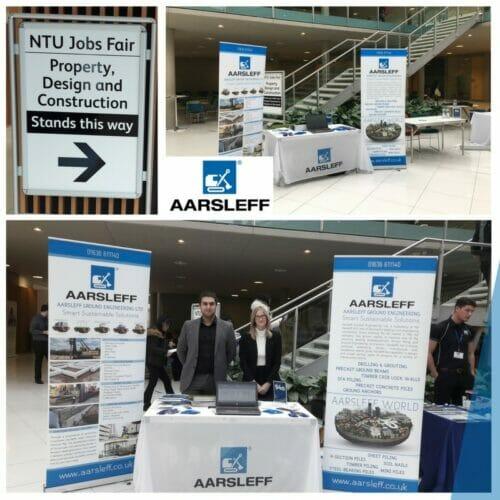Design Property and Construction Fair at NTU