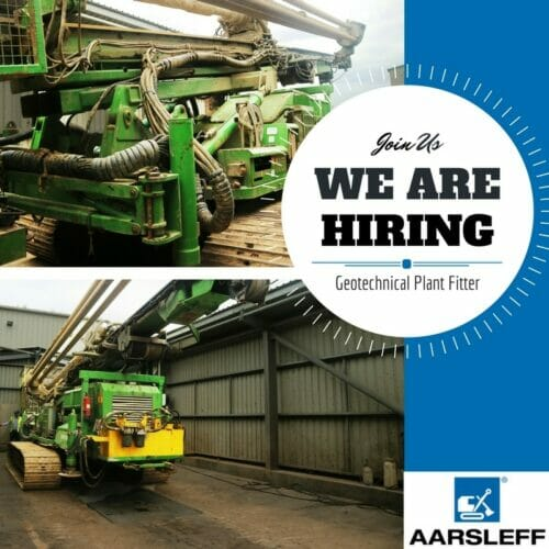 Geotechnical Plant Fitter