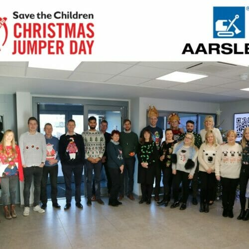 Save the Children Christmas Jumper Day 2017