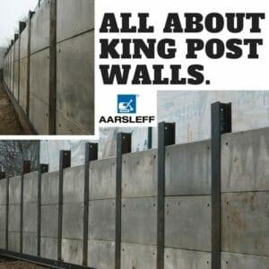 King Post Walls