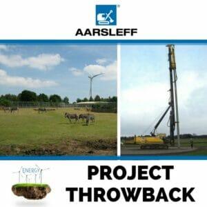 Piling Wind Turbine Foundations