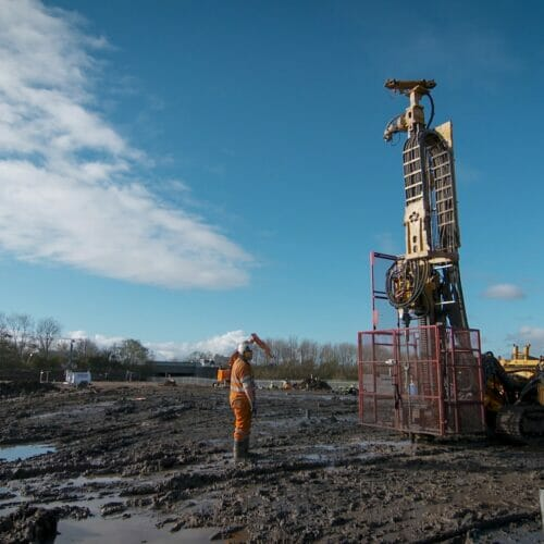 Shiremoor Drilling and Grouting