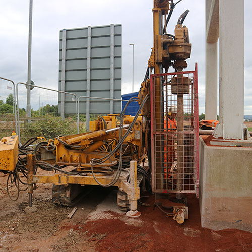Drilled Piles