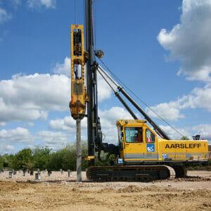 Driven Precast Concrete Piling