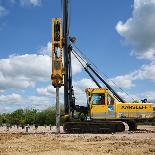 Piling contractor