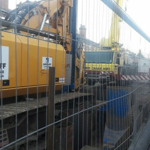 Sheet Piling Contractor