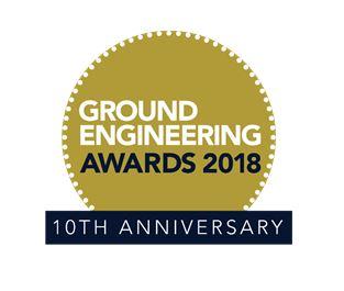 Ground Engineering Awards 2018