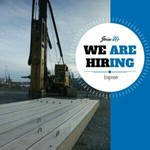 We are Hiring - Engineer