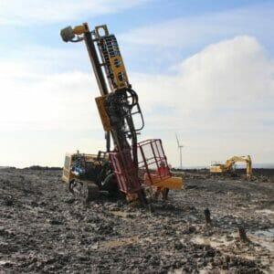 Multi-discipline ground engineering project in Leeds