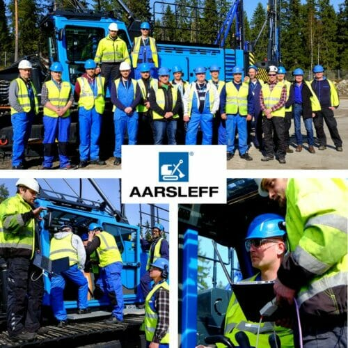 Junttan Service Technician Training - Finland