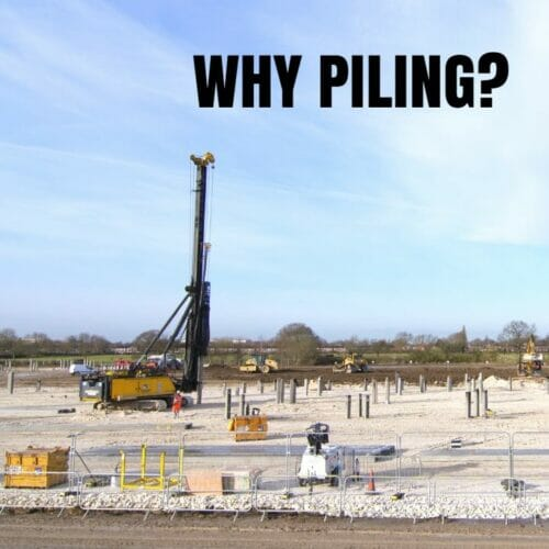 Why Piling