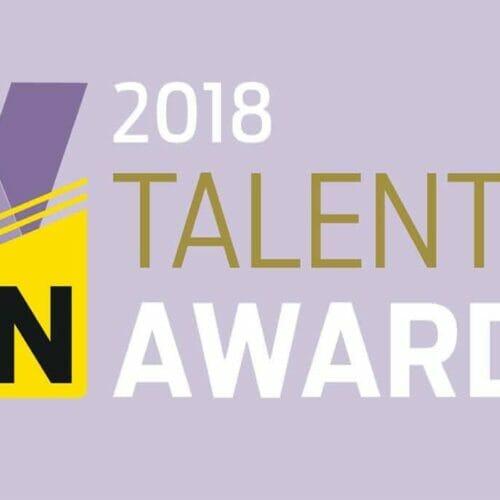 Construction News Talent Awards 2018 logo