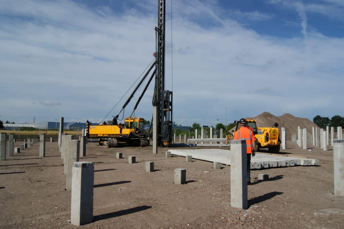 Piling Contractor | Precast Piles | Precast Concrete Piles