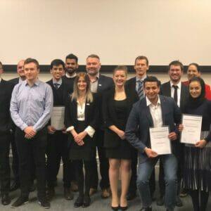 NTU Civil Engineering Prize Giving Awards