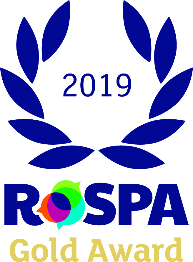 ROSPA 2018_Gold Award