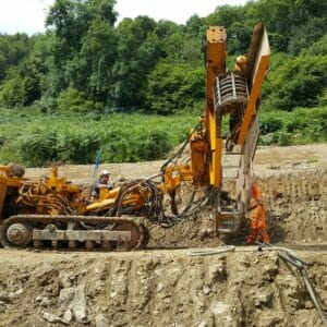 Soil nailing contractor