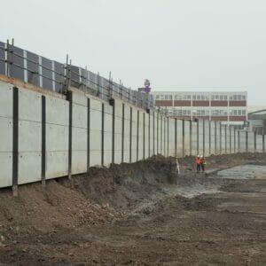 Rochdale Riverside - Multidiscipline Ground Engineering solution