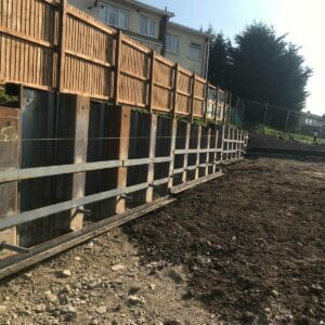 Aarsleff Ground Engineering - Sheet piling in Cockermouth, Cumbria
