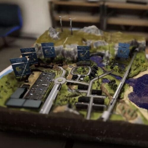 Tabletop View 2