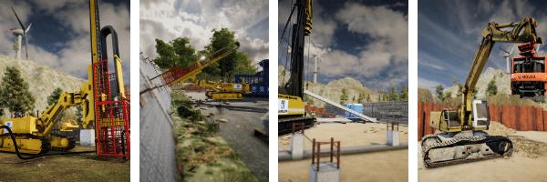 Virtual Reality Ground Engineering