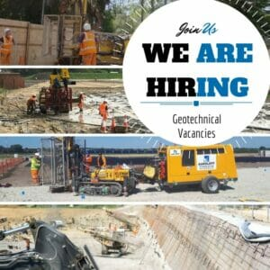 Geo vacancies - We Are Hiring