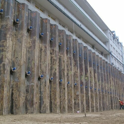 Advantages of Sheet Piling