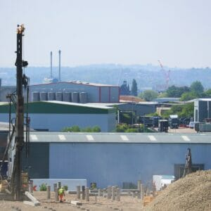 Junttan piling rig featured in global piling specialist video