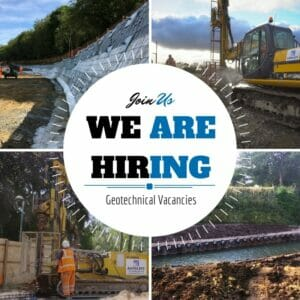 Geotechnical Vacancies in the North