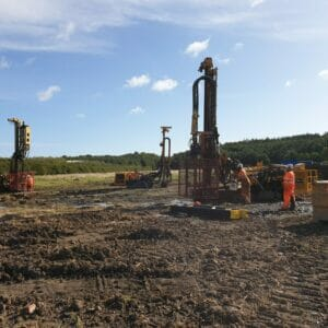 Prudhoe Drilling and Grouting