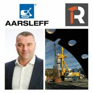 Ground Engineering industry insights from Aarsleff's Managing Director Kevin Hague