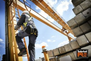 Aarsleff Ground Engineering featured in Timberland PRO