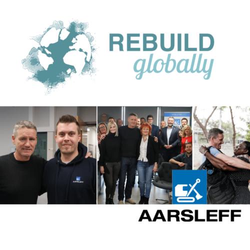 REBUILD globally Charity Partnership
