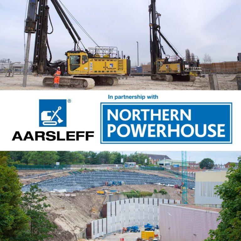Aarsleff Partners Northern Powerhouse