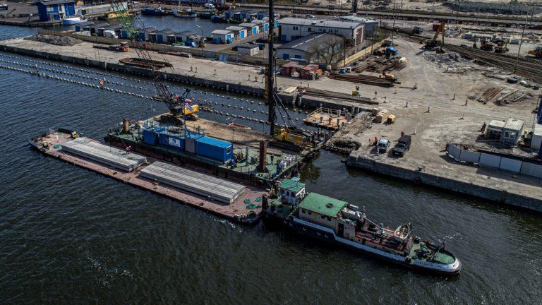 Port of Świnoujście Quay Expansion