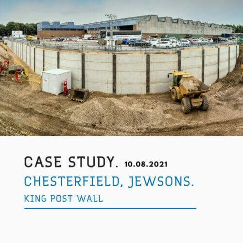 Chesterfield, Jewsons